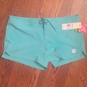 Roxy Brand Women's Swim Boy Short